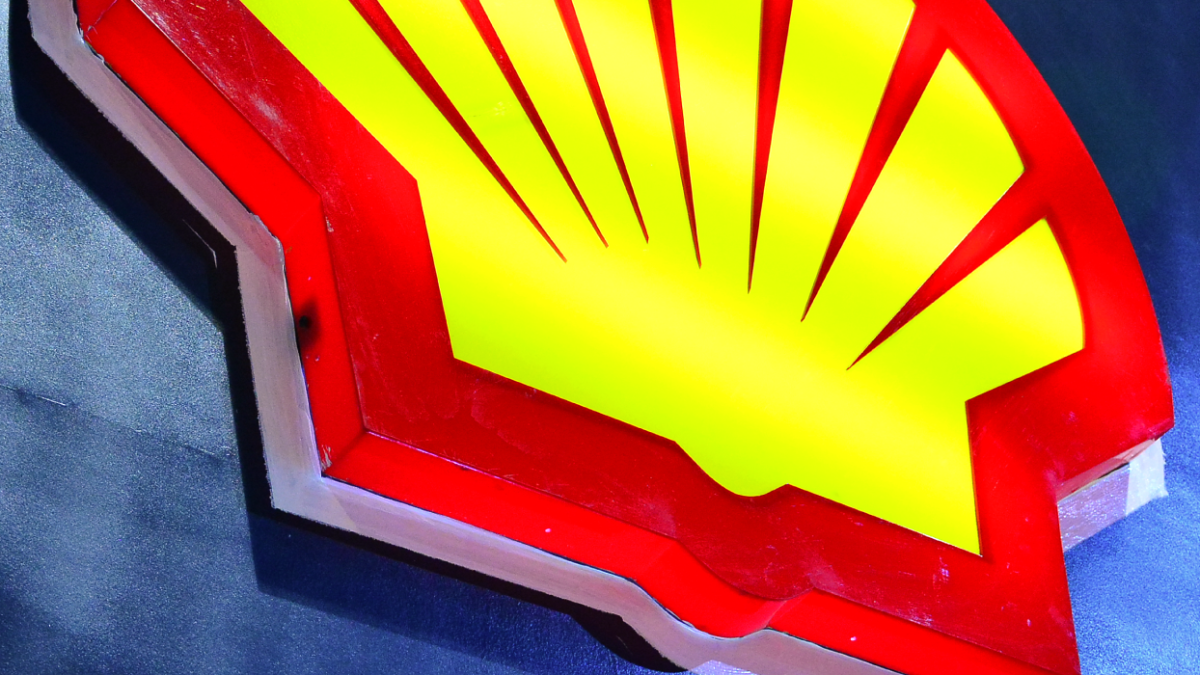 Shell supply chain case study