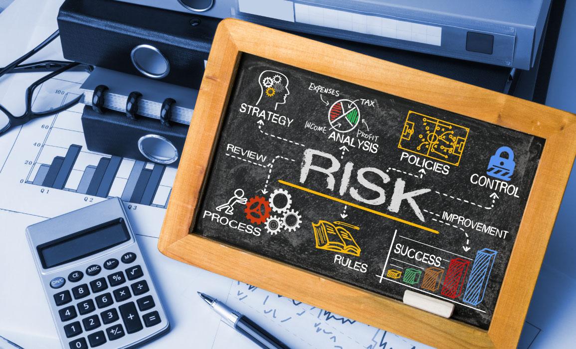 Risk management process explained